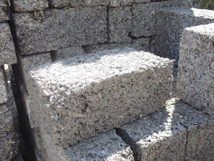 Арболитовые блоки для
