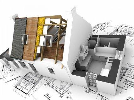 Дизайн проект строительства