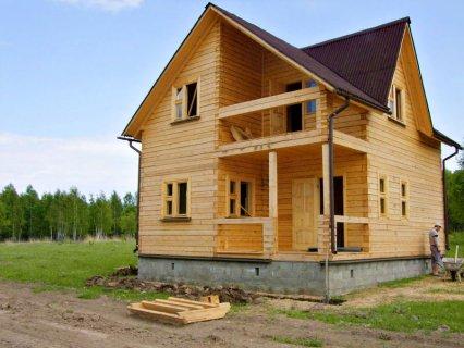 Проект строительства дома из