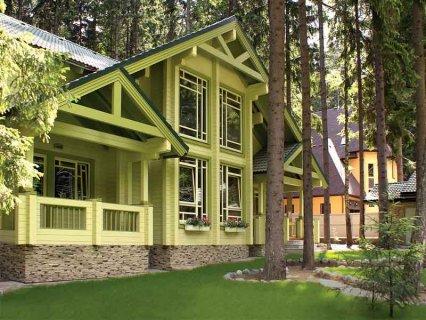 бревно, деревянные дома