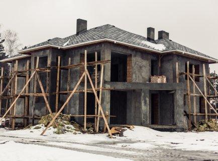 Строительство домов из блока и