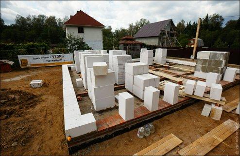 Строительство дома: выбор