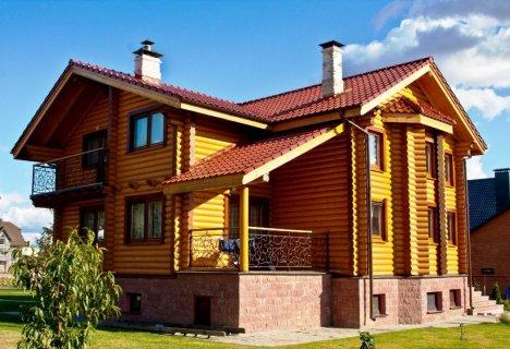 Спроим дешевые дома из дерева