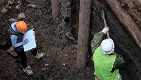 Археологічні розкопки.  Архівне фото