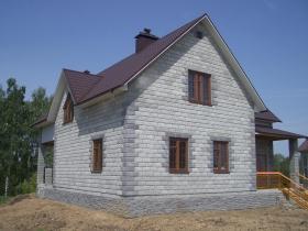 Блоки для будівництва будинку