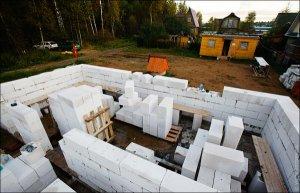 Будинок з блоків