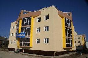 Енергоефективний будинок в міському окрузі Жатай Республіка Саха (Якутія).