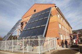 Енергоефективний будинок в Красноярському краї місто Дивногорск.