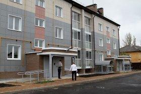 Енергоефективний будинок в Липецькій області місто Грязі.