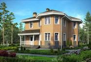Кращі проекти будинків, котеджів, будівель - хіти продажів 2013 року