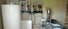 Монтаж інженерних комунікацій в будинку з СИП-панелей (SIP)