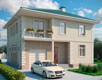проекти будинків і котеджів