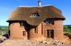 Самановий будинок