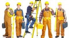 будівельники будинків