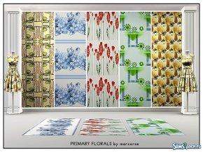Текстури Primary Florals