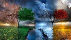 Весна, Літо, Зима, Осінь